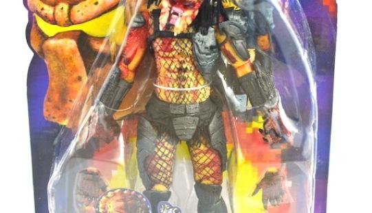 NECA Viper Predator Figure Review