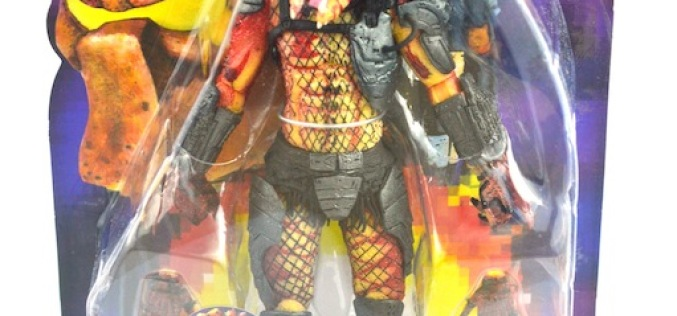 NECA Viper Predator Figure Review