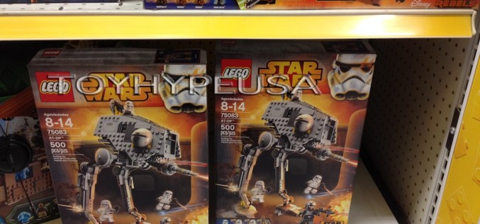 "New LEGO Star Wars Rebels Sets Found At Toys ""R"" Us"