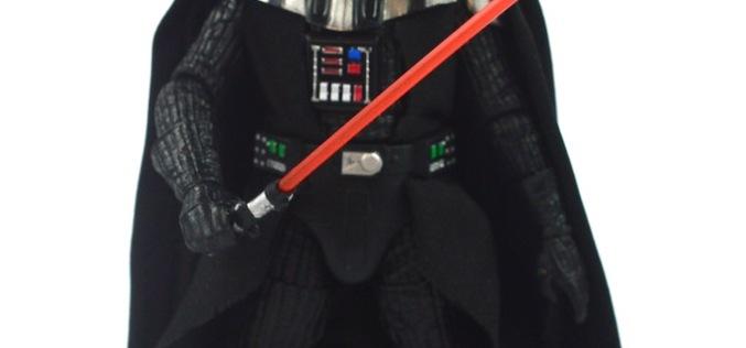 Star Wars The Black Series 6″ Darth Vader Review