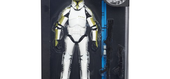Star Wars The Black Series Clone Trooper Sergeant 6″ Figure $22.99 At Amazon