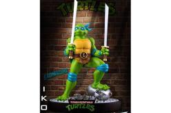 Teenage Mutant Ninja Turtles Leonardo On Defeated Mouser Limited Edition Statue
