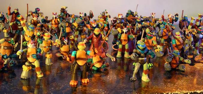 Teenage Mutant Ninja Turtles Mutations Coming In 2015