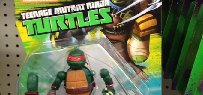 """Playmates Toys Teenage Mutant Ninja Turtles Mutations Line Found At Toys """"R"""" Us"""