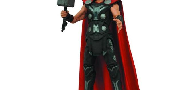 The Avengers 2 Age Of Ultron Marvel Select Thor Figure Announced