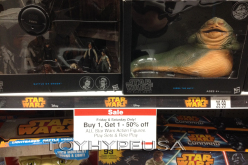"""Toys """"R"""" Us Star Wars BOGO Sale On All Action Figures, Play Sets, & Roll Play"""