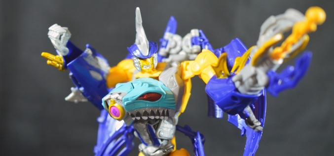 Transformers Generations 30th Anniversary Sky-Byte Review