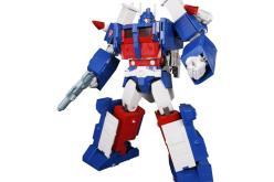 Transformers MP-22 Masterpiece Ultra Magnus Figure Stop Motion Video