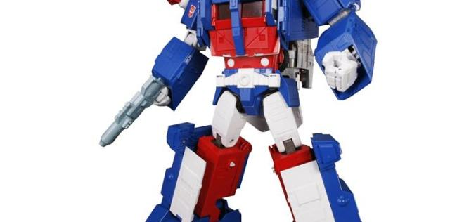 Transformers MP-22 Masterpiece Ultra Magnus Figure Stop Motion Video