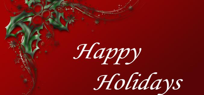 Happy Holidays From ToyHypeUSA!