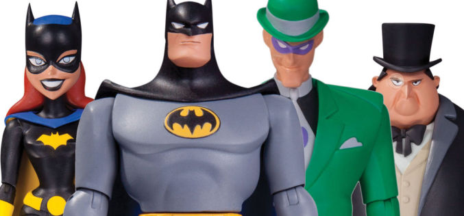 DC Collectibles Batman: The Animated Series Wave 4 Revealed