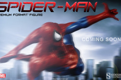 Sideshow Collectibles Spider-Man Premium Format Figure Preview