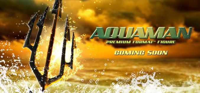 Sideshow Collectibles Aquaman Premium Format Figure Preview