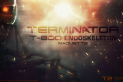 Sideshow Collectibles T-800 Endoskeleton Terminator Maquette Preview
