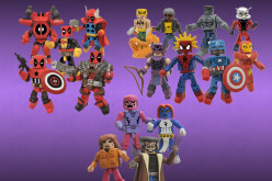 Entertainment Earth Daily Deal –  X-Men & Marvel Minimates Up To 30% Off