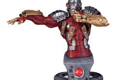 DC Comics Super-Villains: Deadshot Bust