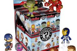 Funko Avengers: Age Of Ultron Mystery Minis, Keychains, Fabrikations, Wacky Wobblers
