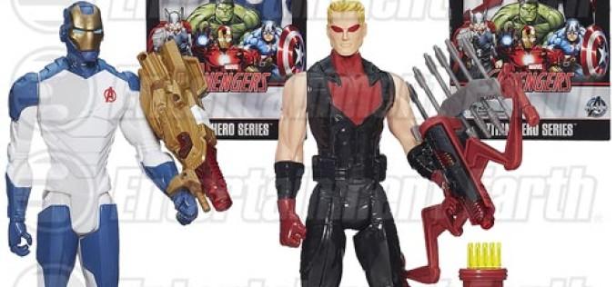 Avengers Titan Heroes Electronic Figure Set – EE Exclusive