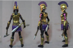 Boss Fight Studio Vitruvian H.A.C.K.S. Delayed & Paint Master For Tartarus Guard