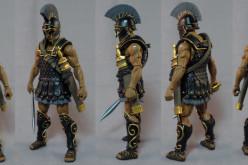 Boss Fight Studio's Vitruvian H.A.C.K.S. Myrmidon Paint Master Sculpt