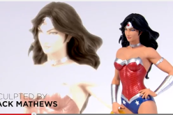 DC Collectibles Cover Girls Wonder Woman Statue