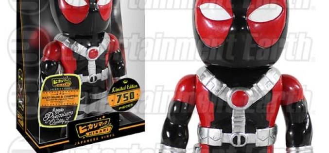 Funko Deadpool Black & Red Premium Hikari Vinyl Figure – EE Exclusive