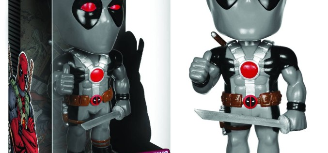 Funko Exclusives Found Only In Comic Shops – Hikari Transformers & X-Force Deadpool Wacky Wobbler