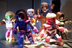 Diamond Select Toys X-Force Minimates Box Set Shipping This Week