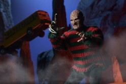 NECA Nightmare On Elm Street Part 2 Freddy 8″ Clothed Figure Images