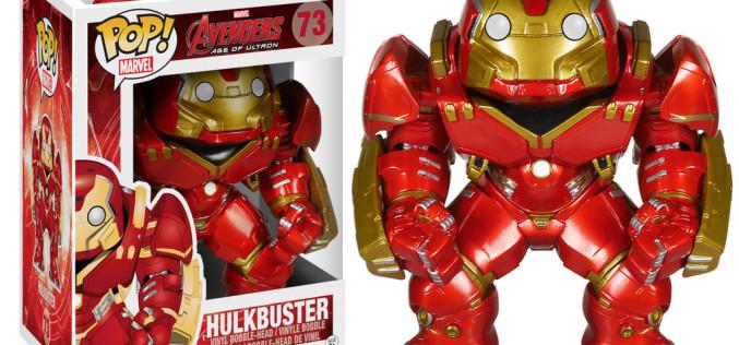 Funko Avengers: Age Of Ultron Hulkbuster 6″ Pop! Vinyl Bobble-Head