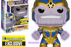 Funko Guardians Of The Galaxy Thanos Glow-In-The-Dark 6″ Pop! Vinyl Exclusive Figure
