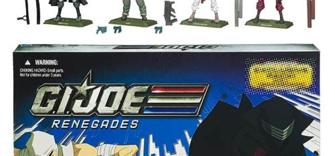 Entertainment Earth Restocks Hasbro's G.I. Joe Renegades Battle Pack