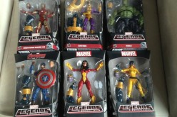 Hasbro Marvel Legends Infinite Series Age Of Ultron Line-Up