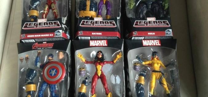 Hasbro Marvel Legends Infinite Series Age Of Ultron Line-Up