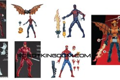 Hasbro Marvel Legends Infinite Series Spider-Man Wave Revealed?!