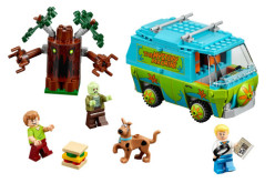 LEGO Announced Scooby-Doo Sets Coming 2015