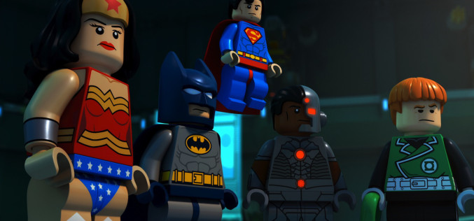 Warner Bros. Home Entertainment Slates World Premiere Of LEGO DC Comics Super Heroes: Justice League Vs. Bizarro League At The Paley Center For Media In New York