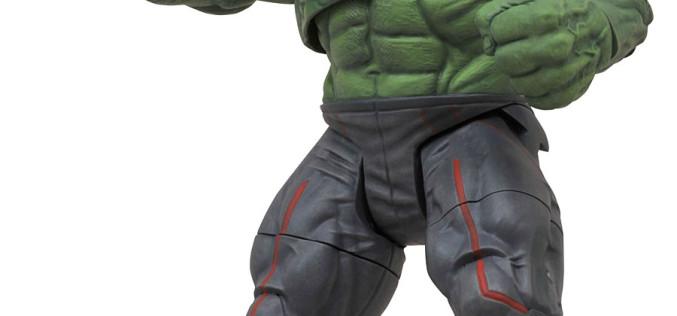 Marvel Select Avengers: Age Of Ultron Hulk Figure Revealed