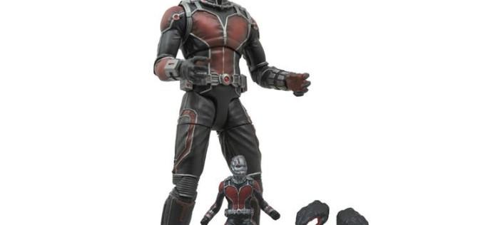 Marvel Select Ant-Man & Movie Black Widow Figure Pre-Orders