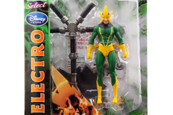 Marvel Select Electro Exclusive Now Available As A Single To Disney Store