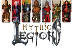 Four Horsemen Studios Mythic Legions Orc Deluxe Army Builders, Weapons Pack #2 & More