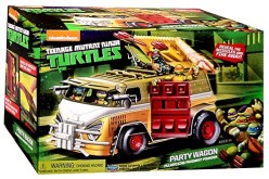 Nickelodeon Teenage Mutant Ninja Turtles Party Wagon