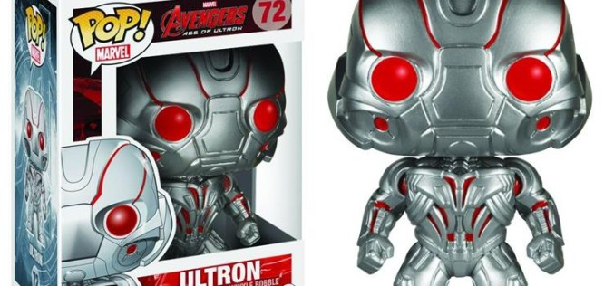 Funko Pop! Avengers: Age of Ultron Figures Announced