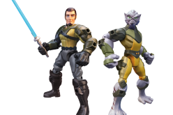 Hasbro's Jurassic Park & Star Wars Rebels Hero Mashers Figures Coming 2015