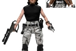 NECA Shipping Update: Escape From New York Snake Plissken 8″ Clothed Action Figure