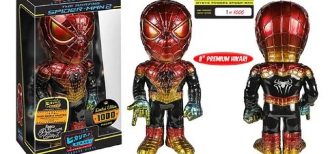 Spider-Man Mystic Powers Premium Hikari Sofubi Vinyl Figure Announced