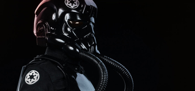 Star Wars Imperial TIE Fighter Pilot Sixth Scale Figure