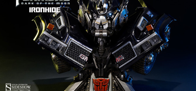 Prime 1 Studio Transformers Ironhide Bust Pre-Orders