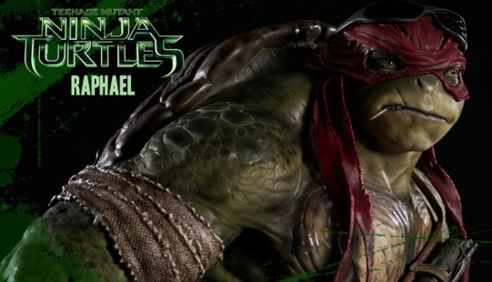 Prime 1 Studio TMNT Movie Polystone Statues Available To Pre-Order