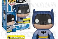 Entertainment Earth Batman 75th Anniversary Rainbow Batman Pop! Vinyl Figures In Stock